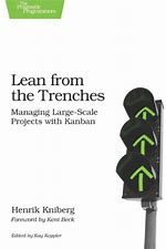 Lean from the Trenches book