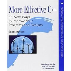 More Effective C++ Book