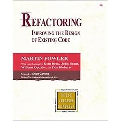 Refactoring Book